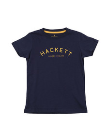 Hackett Boys Blue Boys Mr Class T Shirt