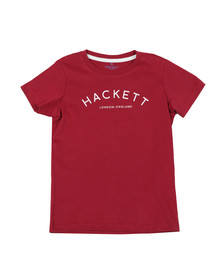 Hackett Boys Red Boys Mr Class T Shirt