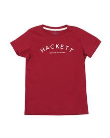 Hackett Boys Red Boys Mr Class T Shirt