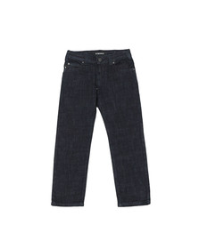 Armani Junior  Boys Blue Regular Fit Jean