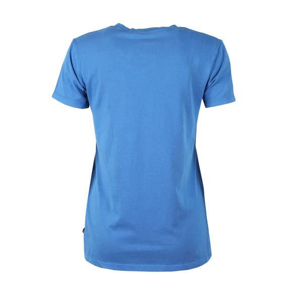 Levi's Womens Blue Perfect Logo T Shirt main image
