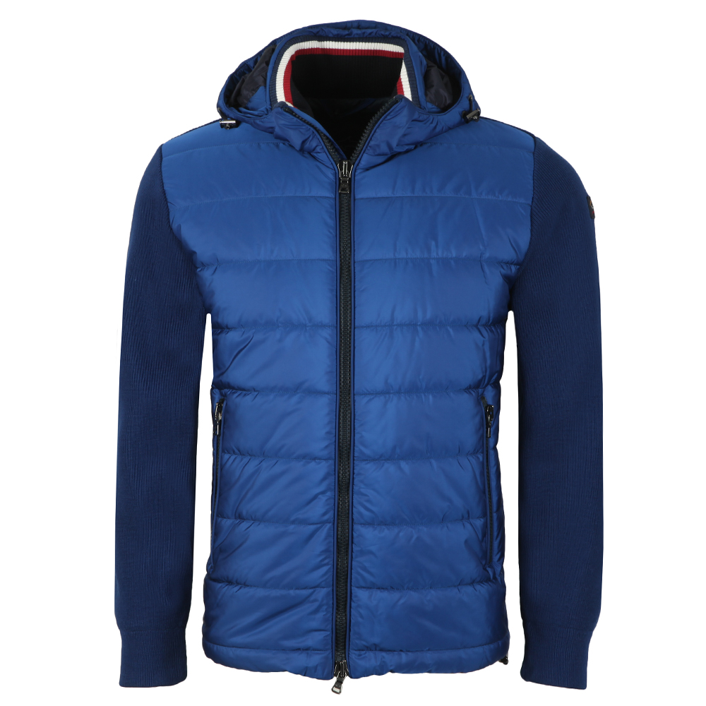 Knitted Padded Jacket main image