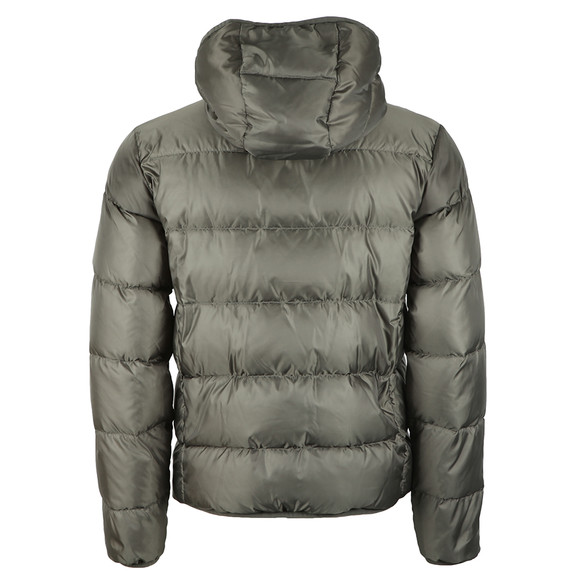 Paul & Shark Mens Green Puffer Jacket main image
