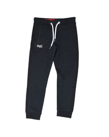 Superdry Mens Blue Orange Label Jogger