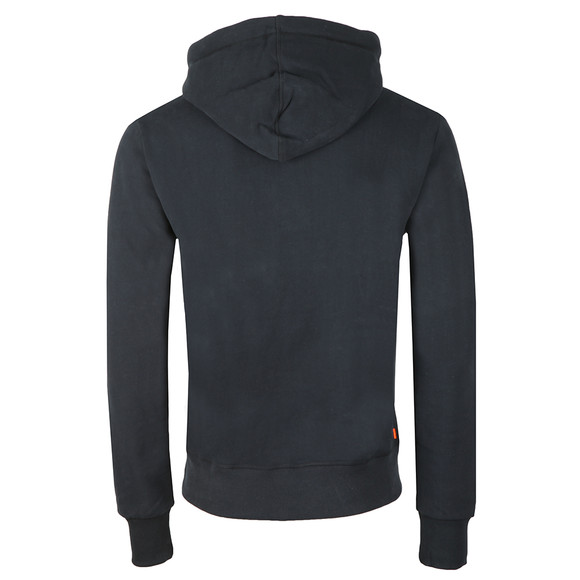 Superdry Mens Blue Sweat Shirt Shop Duo Hood main image