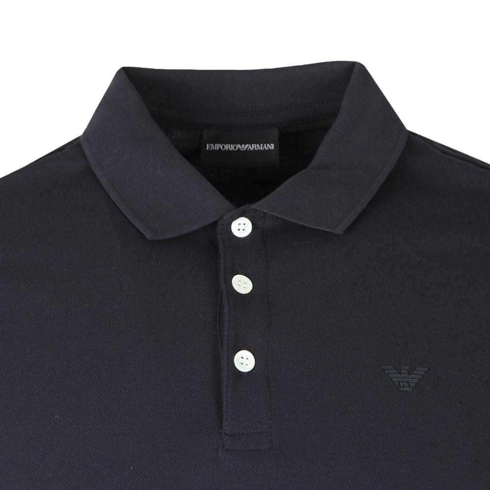 Small Logo LS  Polo Shirt main image