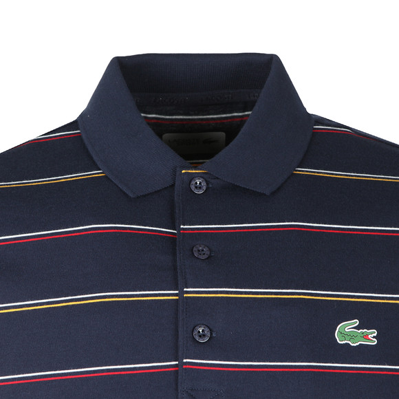 Lacoste Sport Mens Blue S/S DH9471 Polo main image