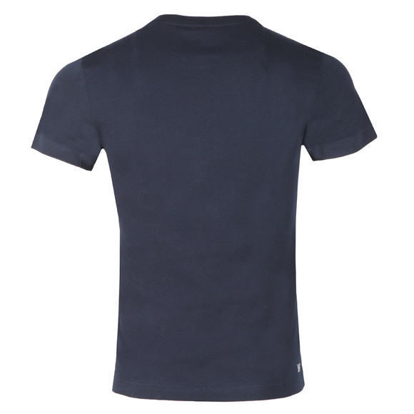 Lacoste Sport Mens Blue S/S TH3377 Tee main image
