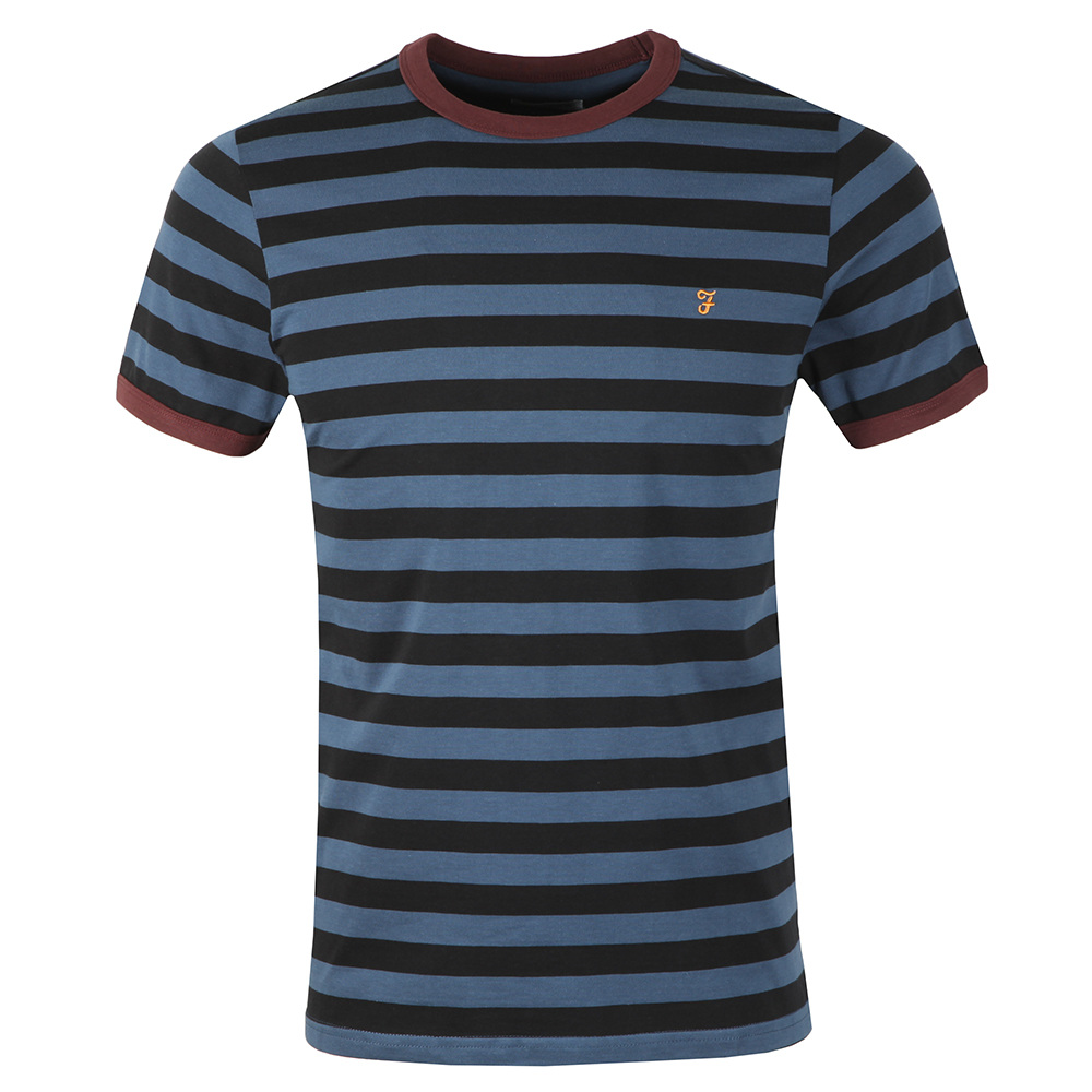 Belgrove Striped Tee main image