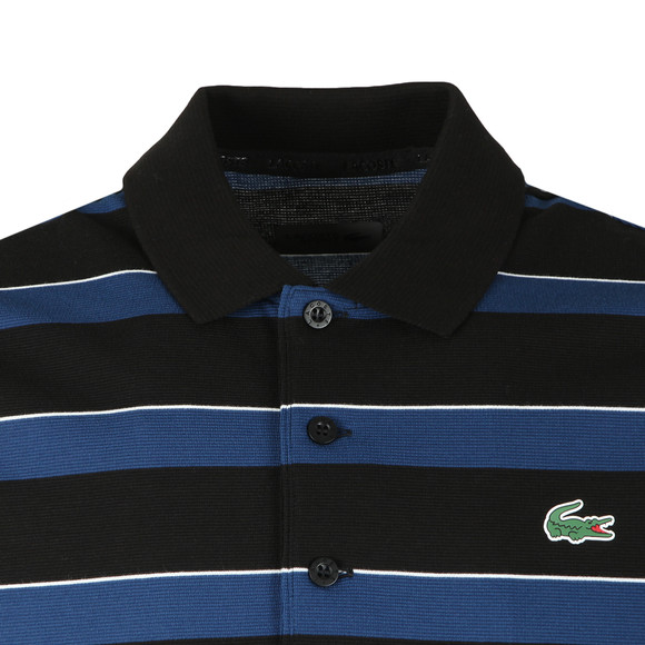 Lacoste Sport Mens Black S/S YH9470 Polo main image
