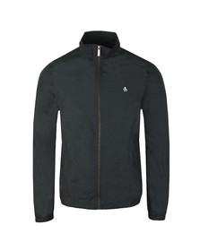 Original Penguin Mens Black Windcheater