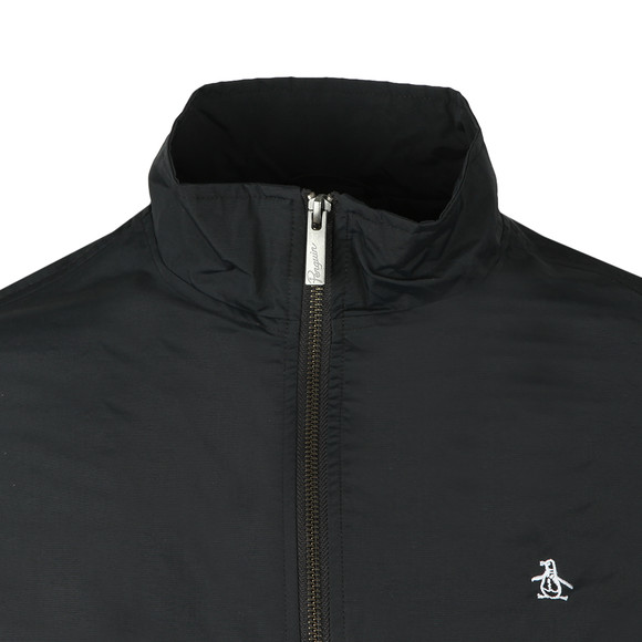 Original Penguin Mens Black Windcheater main image