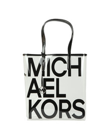 Michael Kors Womens Black The Micheal Large Tote Bag