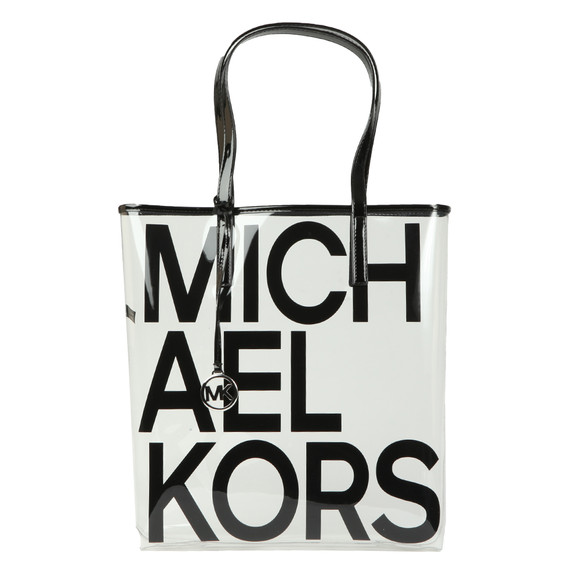 Michael Kors Womens Black The Michael Large Tote Bag main image