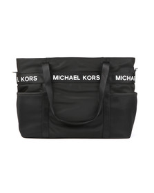 Michael Kors Womens Black The Michael Bag