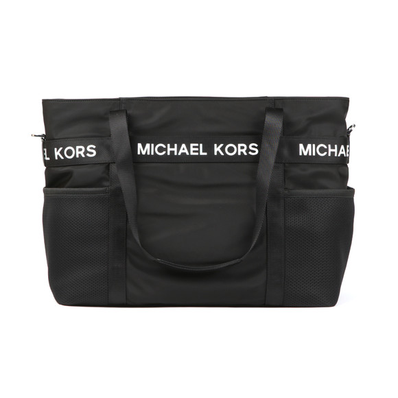 Michael Kors Womens Black The Michael Bag main image