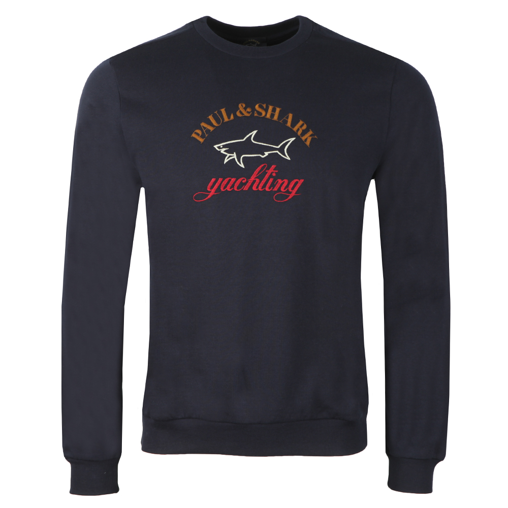 Embroidered Logo Sweatshirt main image
