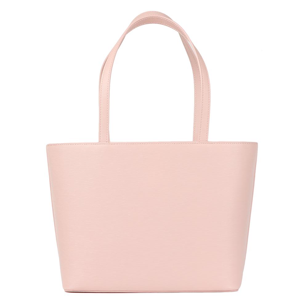 Deanie Bow Detail Small Shopper main image