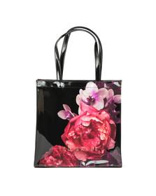 Ted Baker Womens Black Lonacon Splendour Large Icon Bag