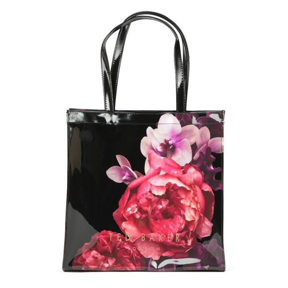 Ted Baker Womens Black Lonacon Splendour Large Icon Bag main image