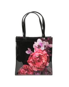 Ted Baker Womens Black Nelicon Splendour Small Icon Bag