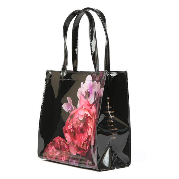 Ted Baker Womens Black Nelicon Splendour Small Icon Bag main image