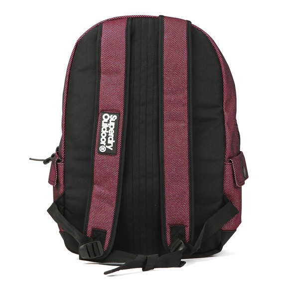 Superdry Womens Pink Glitter Montana Backpack main image