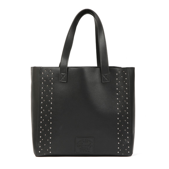 Superdry Womens Black Elaina Studded Tote main image
