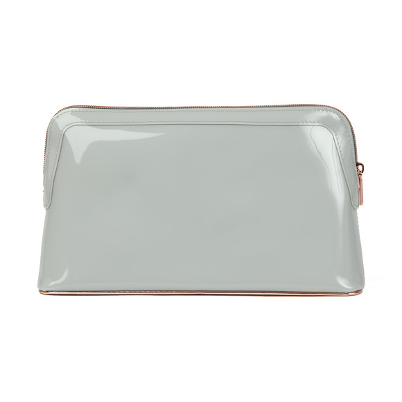 Ted Baker Womens Grey Alley Bow Detail Washbag main image
