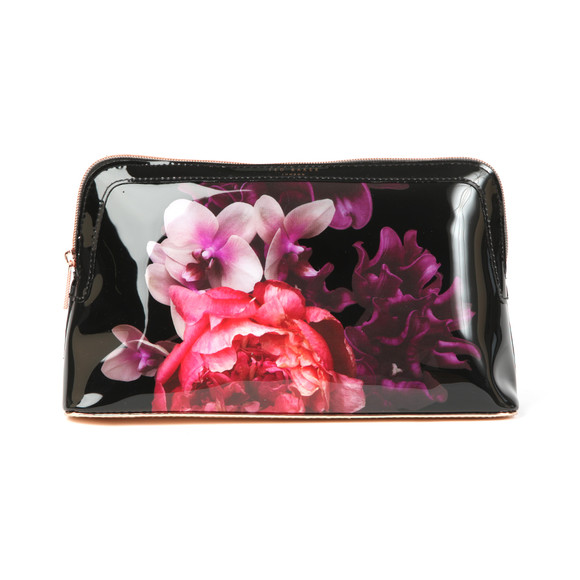 Ted Baker Womens Black Lelia Splendour Washbag main image