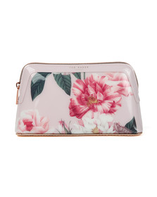 Ted Baker Womens Pink Cyra Iguazu Make Up Bag