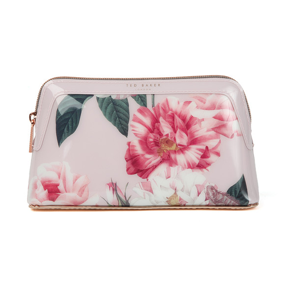 Ted Baker Womens Pink Cyra Iguazu Make Up Bag main image