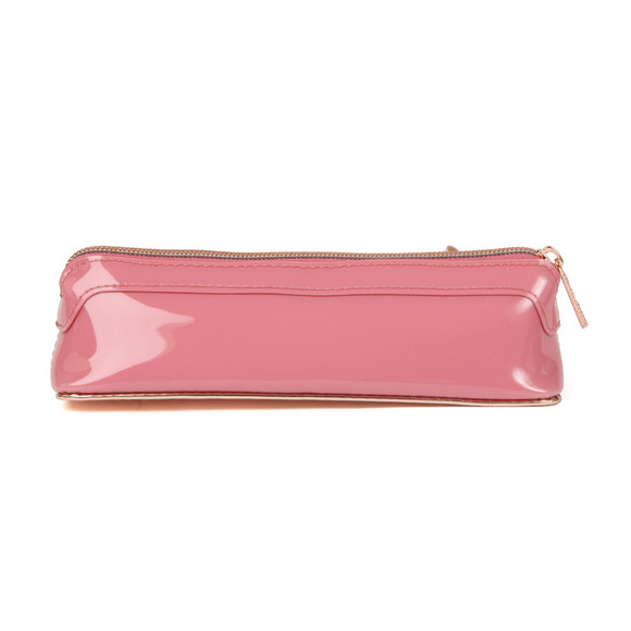 Ted Baker Womens Pink Tonda Core Bow Pencil Case main image