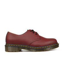 Dr. Martens Mens Red 1461 Shoe
