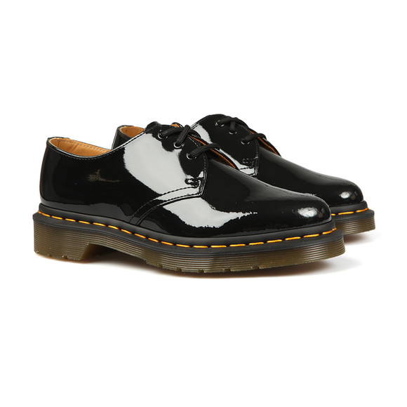 Dr. Martens Womens Black 1461 Shoe