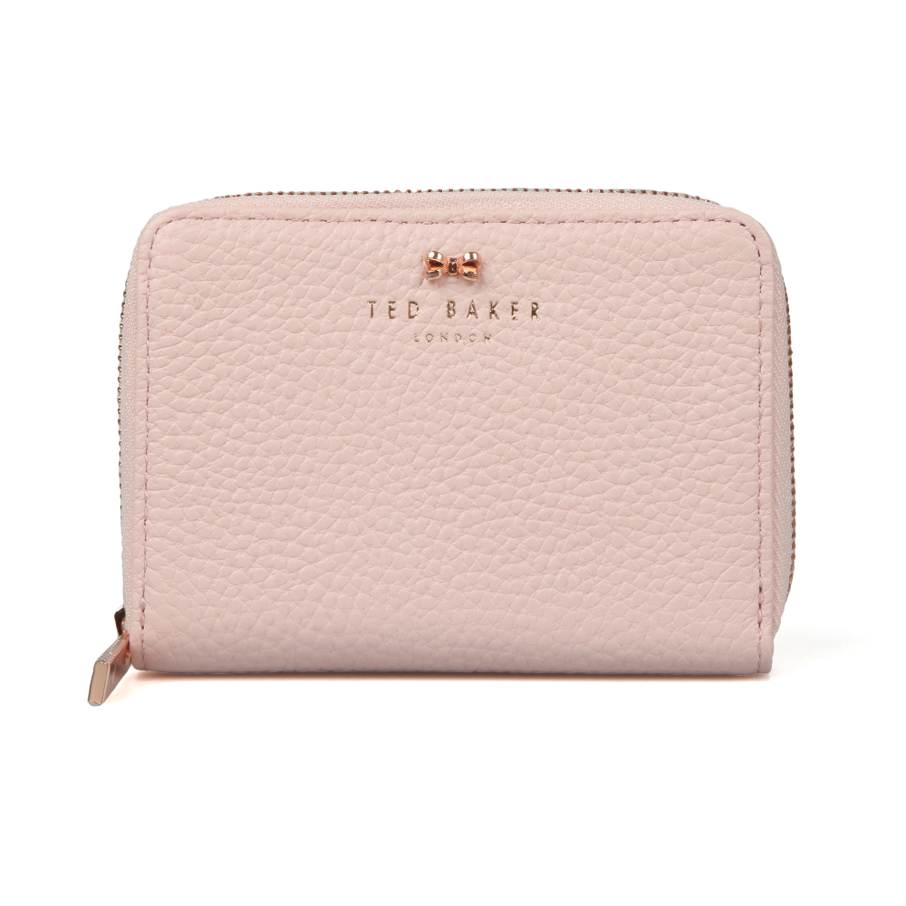Plie Textured Small Zip Purse main image