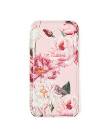 Ted Baker Womens Pink Loltia Iguazu Iphone8 Mirror Case