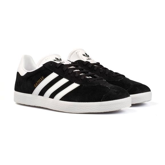 Adidas Originals Womens Black Gazelle OG W Trainer main image