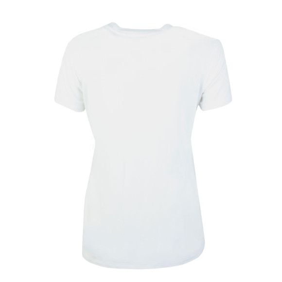 Levi's Womens White Perfect Logo Shirt main image