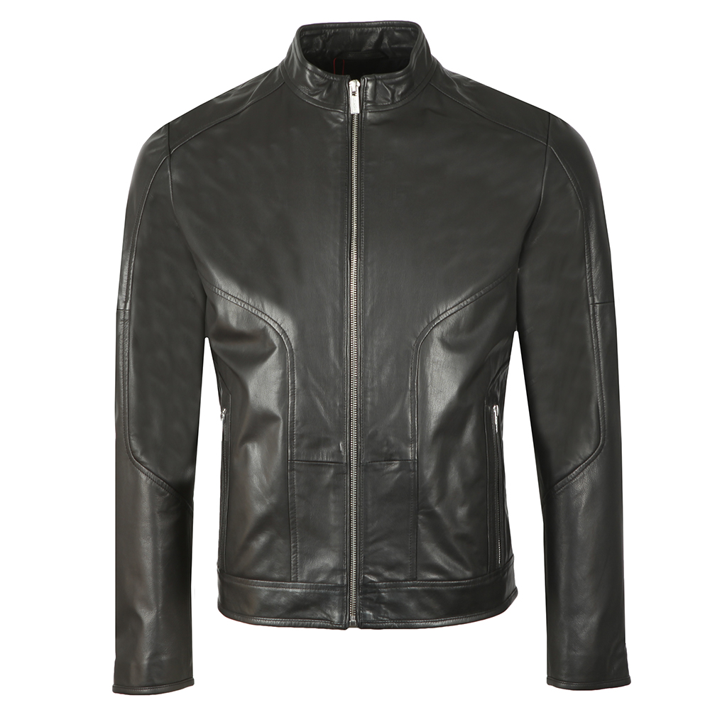 Lemson Leather Jacket main image