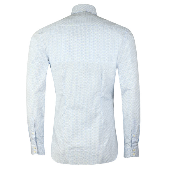 Ted Baker Mens Blue Havla Tile Endurance Shirt main image