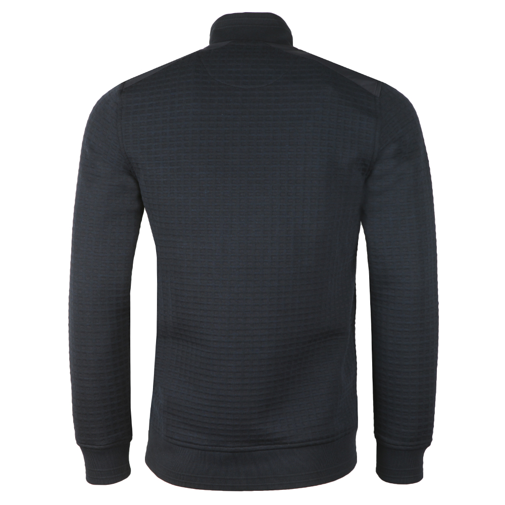 Narn Quilted Funnel Neck Sweat main image