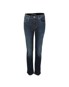 Levi's Womens Blue 724 Jean
