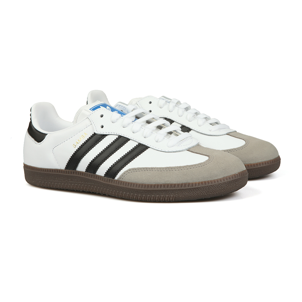 Samba Leather Trainer main image