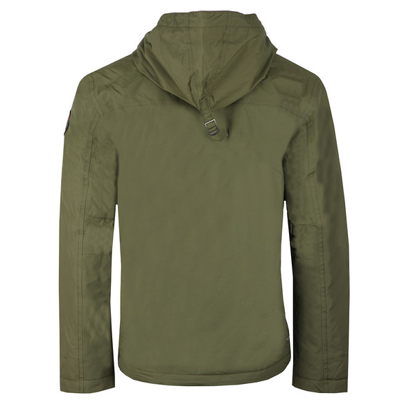 Napapijri Mens Green Rainforest Winter Jacket main image