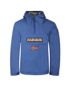 Napapijri Mens Blue Rainforest Winter Jacket