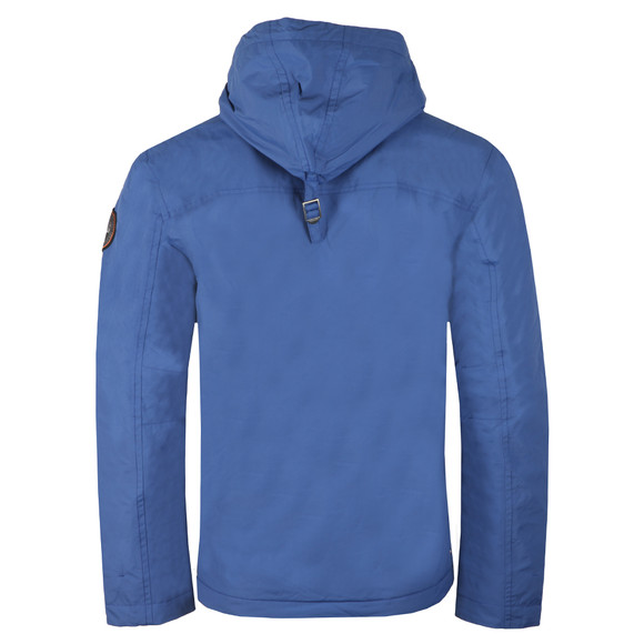 Napapijri Mens Blue Rainforest Winter Jacket main image
