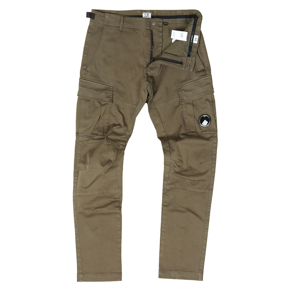 Raso Stretch Cargo Pants  main image