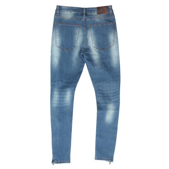 Kings Will Dream Mens Blue Barno Denim Jean main image