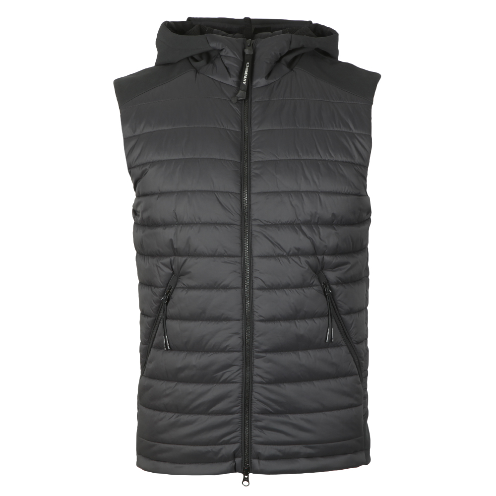 Hooded Goggle Gilet main image